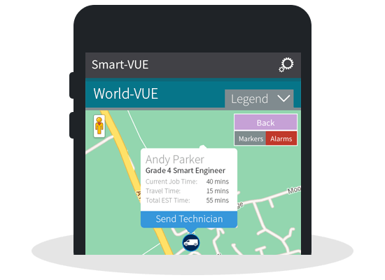Smart Buildings - World-VUE